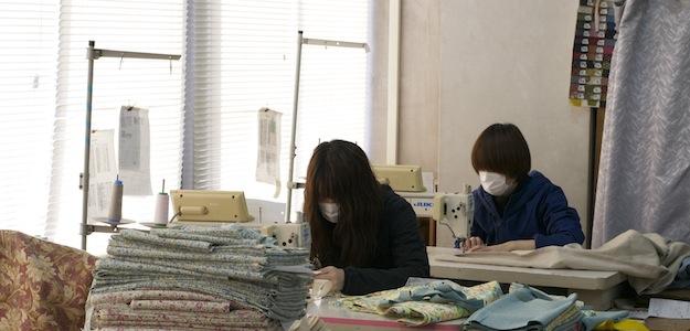 京都の町中のビルの中。まさかこんなところに職人が、、、と思うと思います。