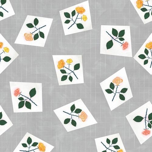 【barbara】バーバラさんの バラの花