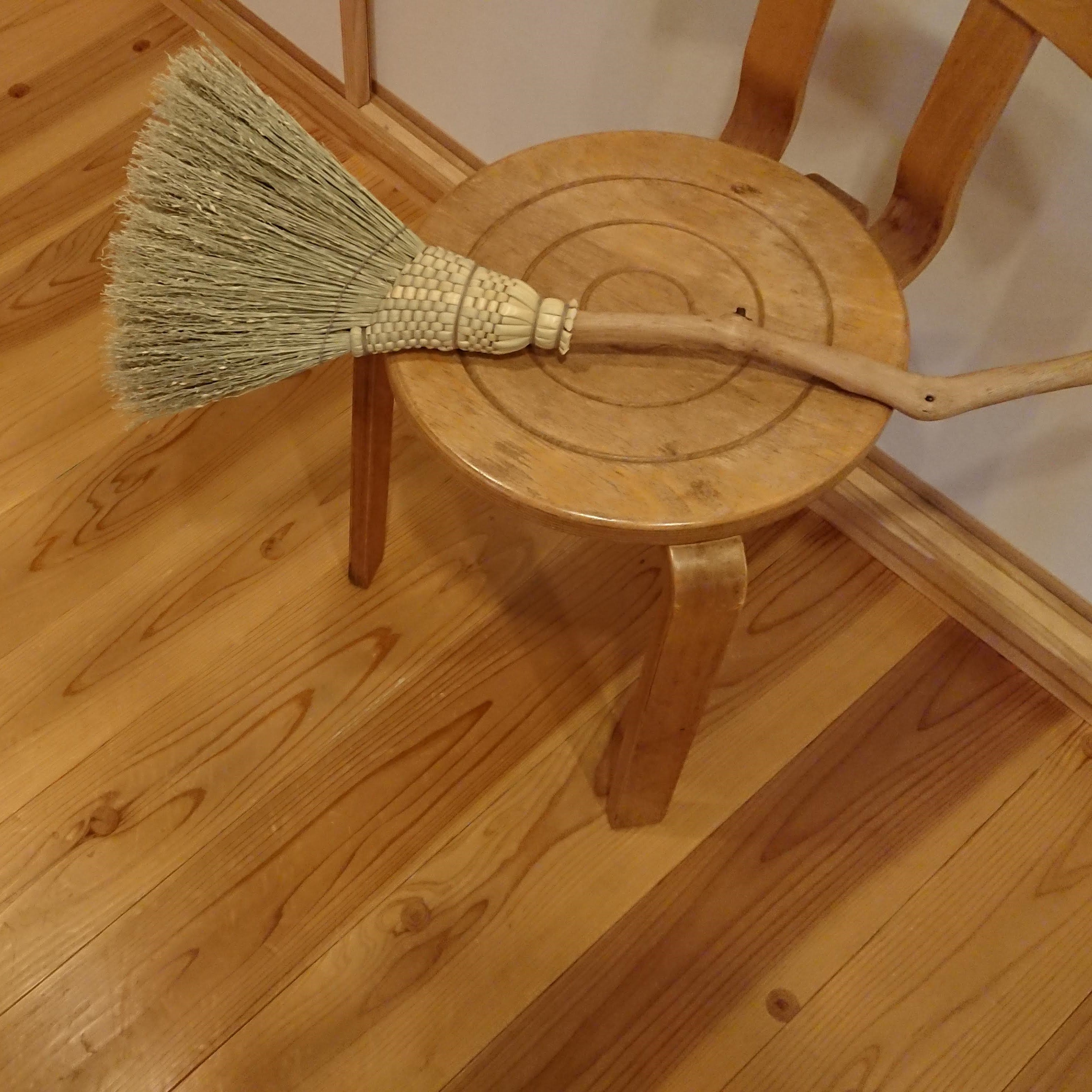 うっかり見とれて、掃除するのを忘れてた~なんてことにはご注意を。