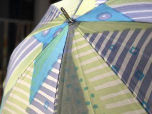 舟久保織物の傘